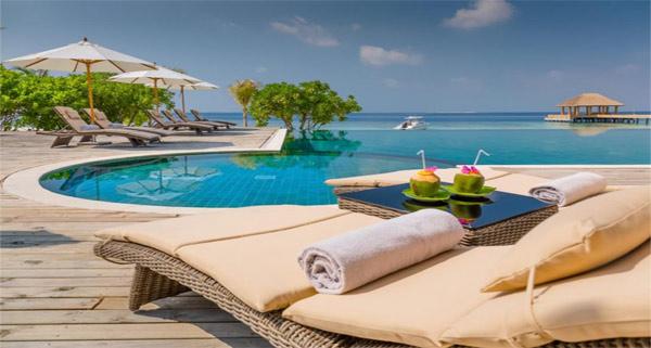Bất kỳ resort nào ở Maldives đều cung cấp những dịch vụ tuyệt vời đẳng cấp nhất thế giới