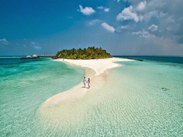 Maldives là một nơi lý tưởng cho kỳ trăng mật ngọt ngào và lãng mạn trong mơ