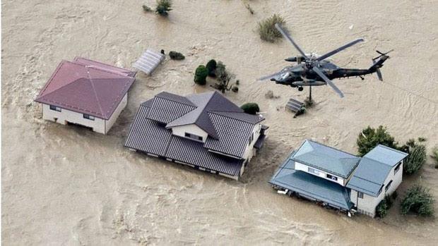 Thảm họa thiên nhiên