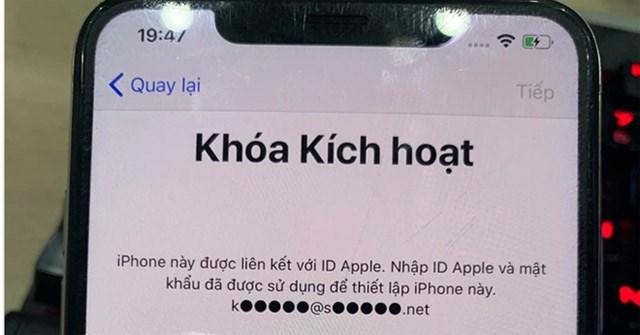 Cảnh báo: Xuất hiện website giúp kẻ xấu khoá iCloud từ xa và biến iPhone của bạn thành cục gạch