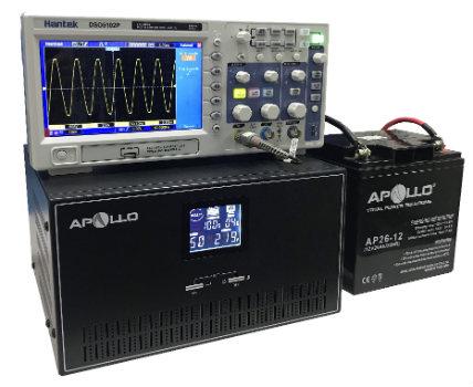 Máy kích điện sin chuẩn có sóng đầu ra hình sin được nhiều người tin dùng.