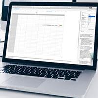 Cách sử dụng công thức và hàm trong Numbers trên Mac