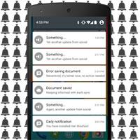 Mẹo tắt nhanh các thông báo trên Android