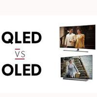 Sự khác biệt giữa QLED và OLED TV