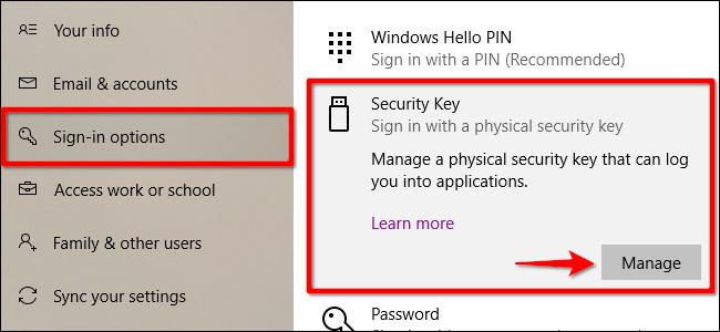 Cách Sử Dụng Mã PIN Để Đăng Nhập Windows 10 - VERA STAR