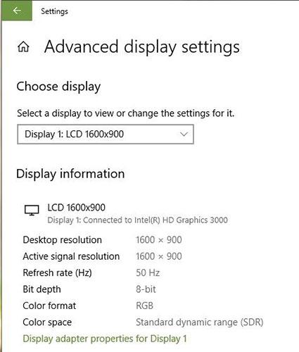 Cách khắc phục sự cố với thiết lập đa màn hình trong Windows - Ảnh minh hoạ 5