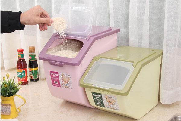 Thùng đựng gạo
