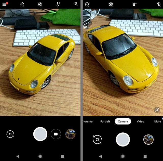 Google Camera Mod là cho chất lượng hình ảnh tốt nhất