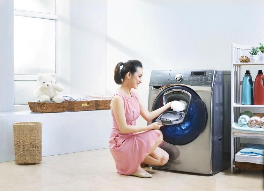 máy giặt lồng ngang samsung nào tốt