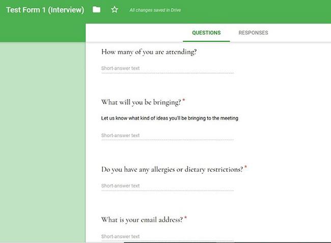 Cách tái sử dụng và kết hợp Google Forms với FormRecycler - Ảnh minh hoạ 11