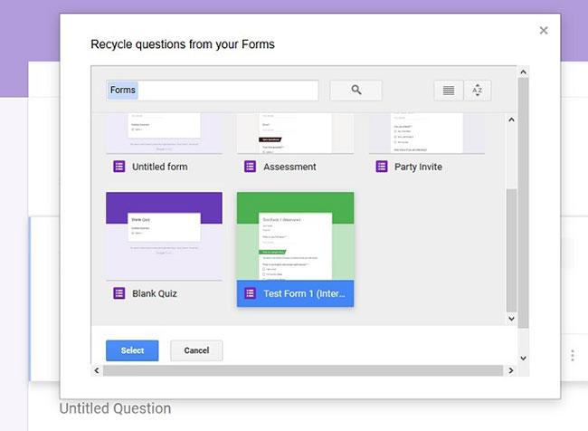 Cách tái sử dụng và kết hợp Google Forms với FormRecycler - Ảnh minh hoạ 6