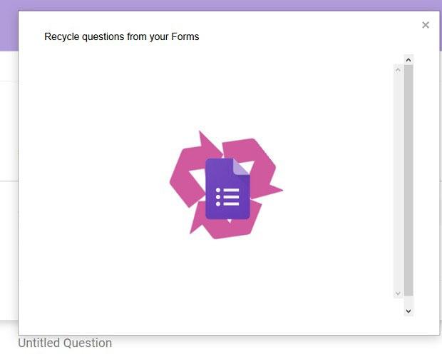 Cách tái sử dụng và kết hợp Google Forms với FormRecycler - Ảnh minh hoạ 7
