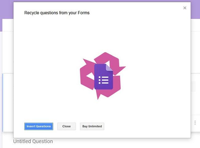 Cách tái sử dụng và kết hợp Google Forms với FormRecycler - Ảnh minh hoạ 9