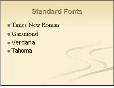 Mẹo dùng font chữ trong file PowerPoint - Ảnh minh hoạ 2