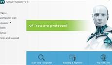 Mời nhận miễn phí bản quyền phần mềm diệt Virus ESET hàng tháng cho PC và Android