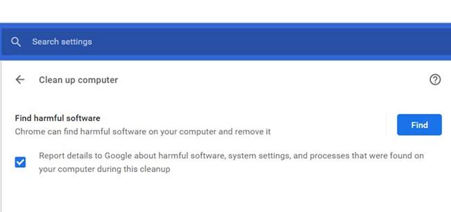 Cách sử dụng trình quét virus tích hợp trên Chrome - Ảnh minh hoạ 5