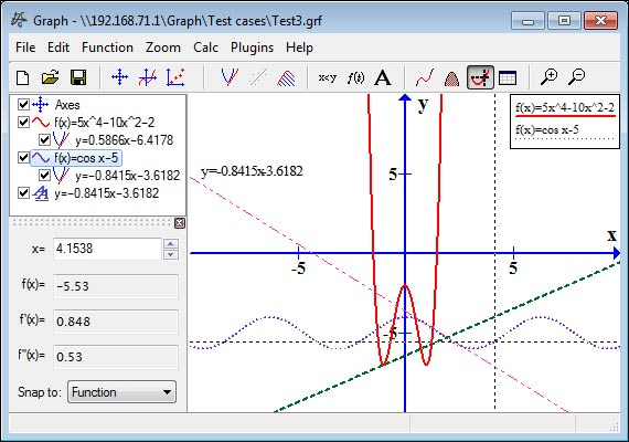 Top 7 phần mềm vẽ đồ thị hàm số trên máy tính - Ảnh minh hoạ 3