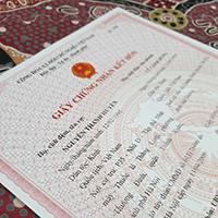 Hướng dẫn đăng ký kết hôn trực tuyến