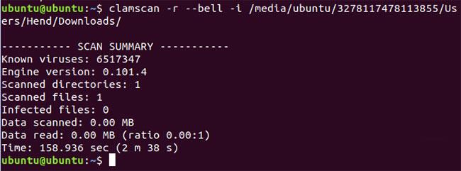Loại bỏ virus khỏi PC Windows bằng Ubuntu Live USB - Ảnh minh hoạ 8