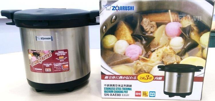 nồi ủ Zojirushi Nhật Bản
