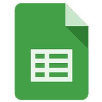 Cách gộp ô trong Google Sheets