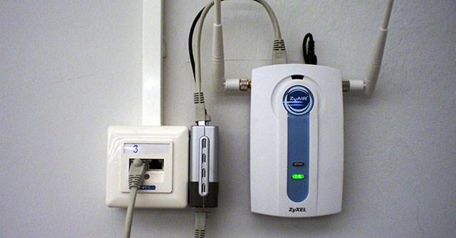 Tìm hiểu về POE (cấp nguồn qua cáp Ethernet)
