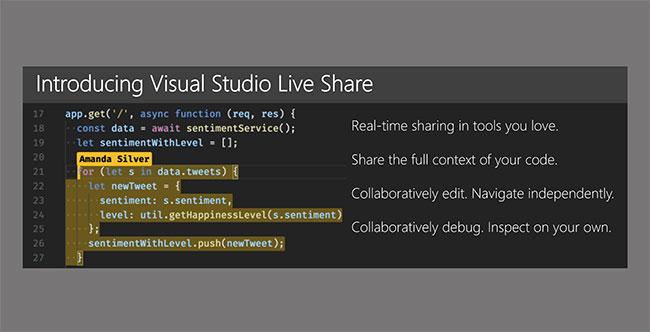 VS Live Share là gì?