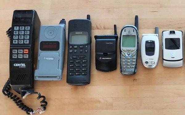 Điện thoại cục gạch