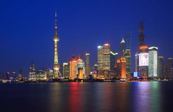 Sau 20 năm phát triển, Thượng Hải (Trung Quốc), thành phố lớn nhất Trung Quốc cũng có nhiều thay đổi 2