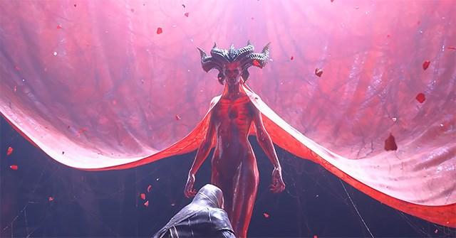 Hình nền Diablo 4, ảnh nền Diablo 4 đẹp cho điện thoại và máy tính