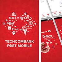 Cách bật thông báo biến động số dư trên F@st Mobile Techcombank tiết kiệm 9,9 nghìn/tháng