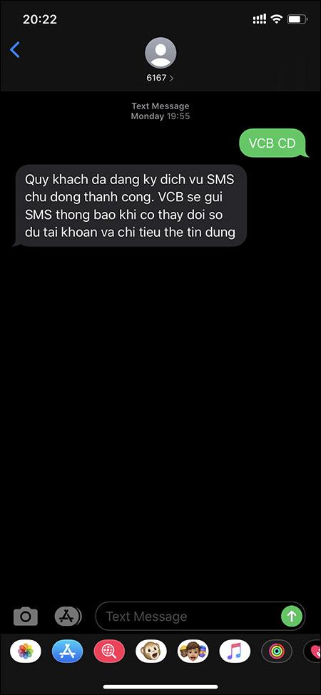 Cách hủy SMS chủ động trên Vietcombank Mobile tiết kiệm 11 nghìn/tháng