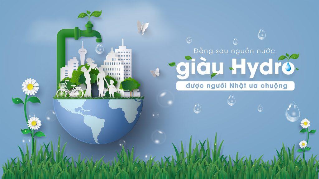 Nước hydrogen là gì? Nước hydrogen có tác dụng gì đối với sức khỏe