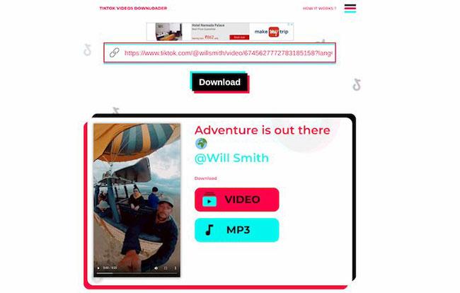 Cách tải video Tik Tok về điện thoại và máy tính - Ảnh minh hoạ 5