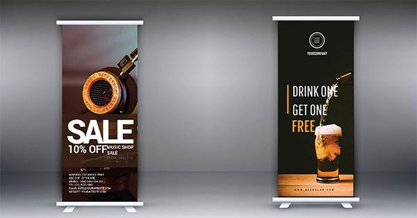 Standee quảng cáo