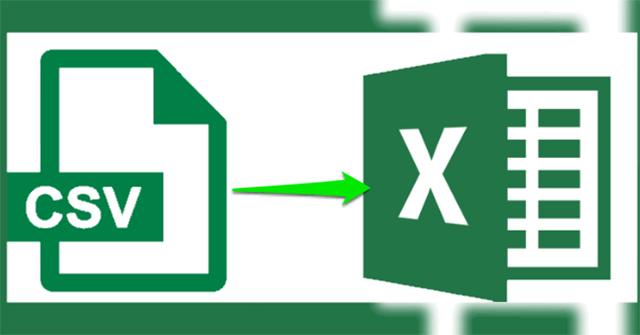 Cách chuyển file CSV sang Excel hàng loạt