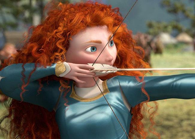 Công chúa tóc xù