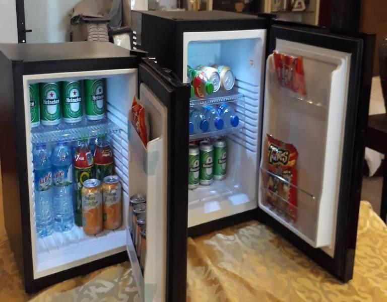 Why are furniture in hotel mini refrigerators so expensive?
