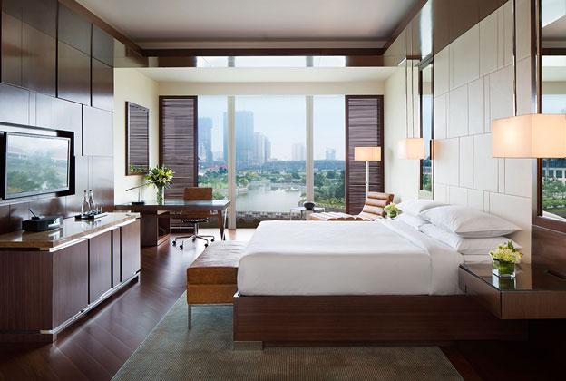 JW Marriott Hanoi do tập đoàn khách sạn nổi tiếng thế giới Marriott International quản lý