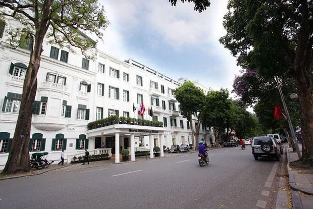 Sofitel Legend Metropole Hanoi Hotel