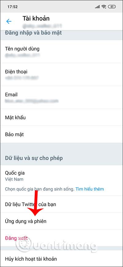 Cách đăng xuất tài khoản Twitter từ xa - Ảnh minh hoạ 4