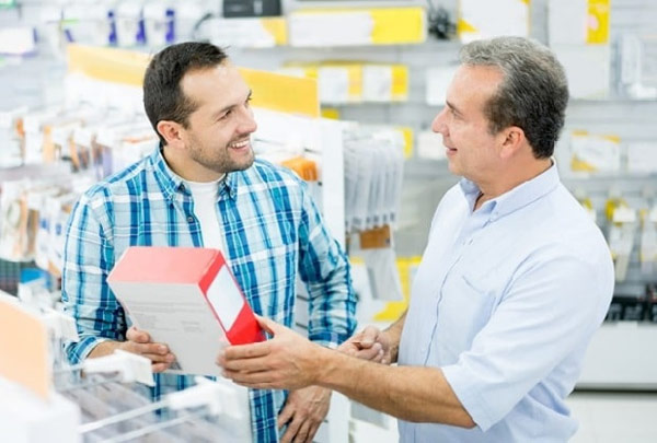 Tư vấn khách hàng chuyên nghiệp