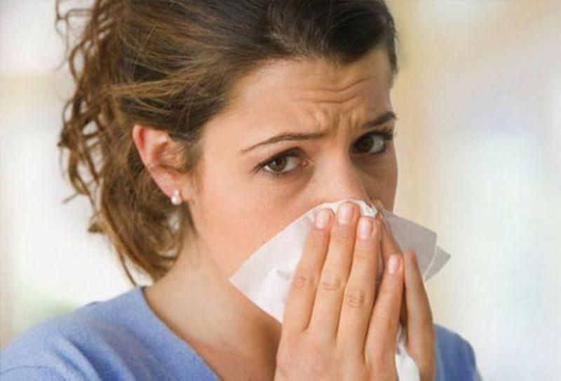 cách trị nghẹt mũi nhanh chóng