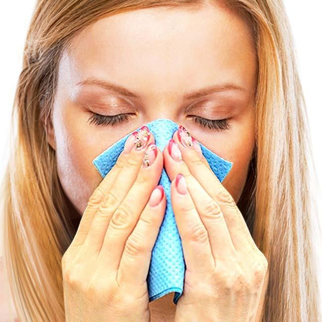 Cách chữa ngạt mũi nhanh chóng