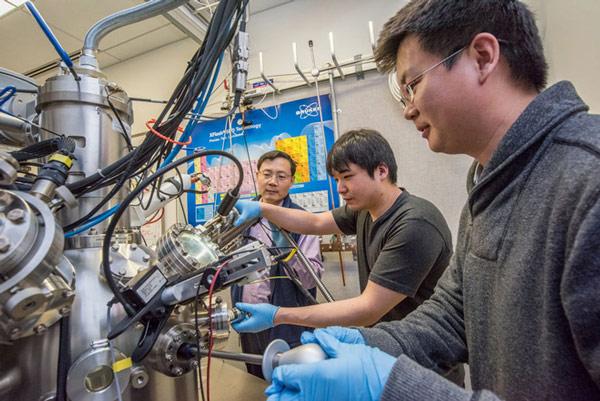 VO2 được thử nghiệm bởi các nhà khoa học từ Phòng thí nghiệm Berkeley.