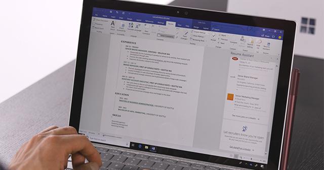 Cách sao chép 1 trang tài liệu trong Word