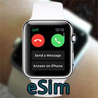 Cách kích hoạt eSim trên Apple Watch