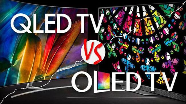 OLED và QLED