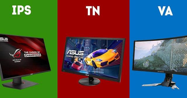 Những loại màn hình LCD