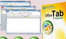 Cách mở nhiều file Word trên 1 giao diện